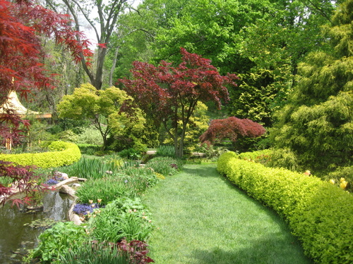 Wowed by Ladew Gardens Homestead Gardens Inc